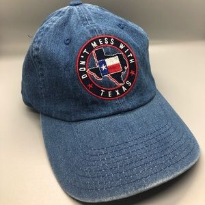 Don't Mess With Texas Cap